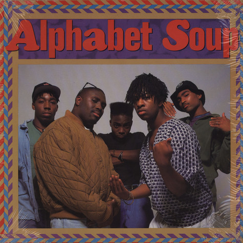 Alphabet Soup - Sunny day in harlem EP