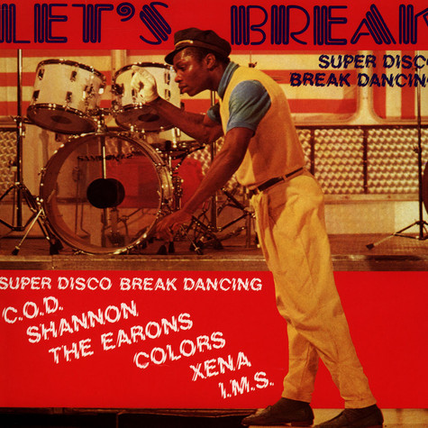 V.A. - Let's Break - Super Disco Break-Dancing