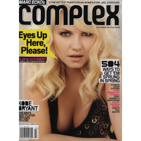 Complex - 2009 - February / March - Issue 741