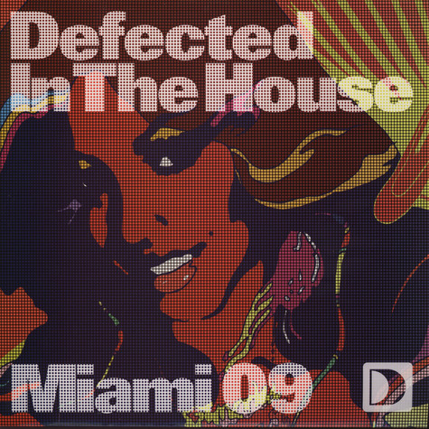 V.A. - Defected in the house - Miami 09 EP 3