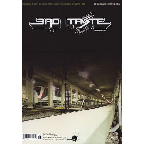 Bad Taste Magazine - Issue 5