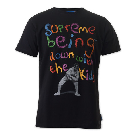 Supreme Being - Down T-Shirt