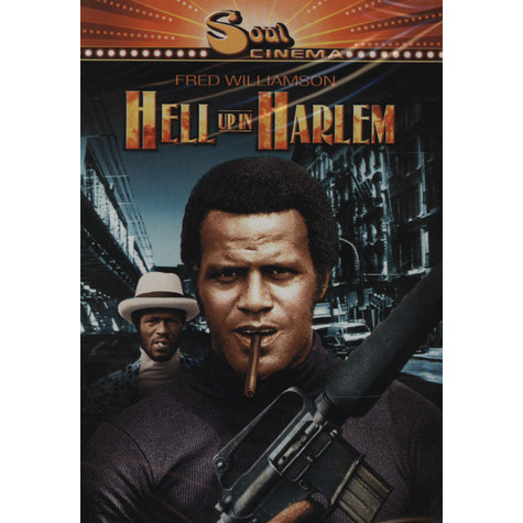 Hell Up In Harlem - DVD movie