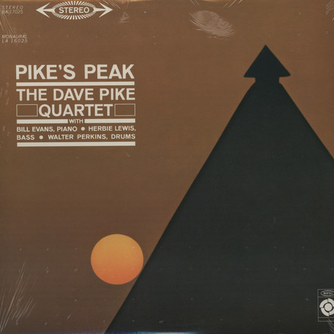 Dave Pike Quartet, The - Pike's peak
