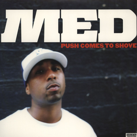 Medaphoar - Push Comes To Shove