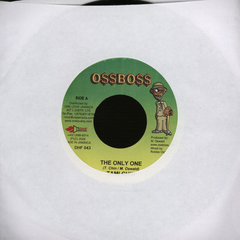 Tami Chin / Looga Man - The only one / had to pick her up