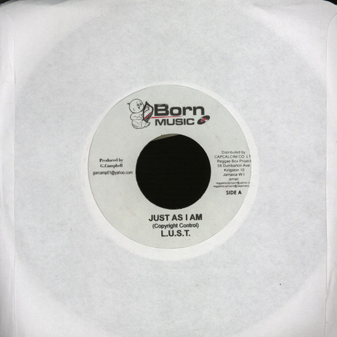 L.U.S.T. - Just as i am