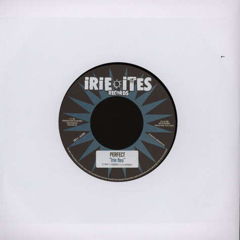 Perfect / Lorenzo - Irie ites / only solution