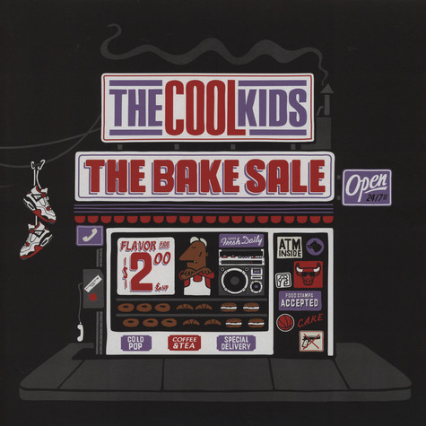 Cool Kids - Bake sale
