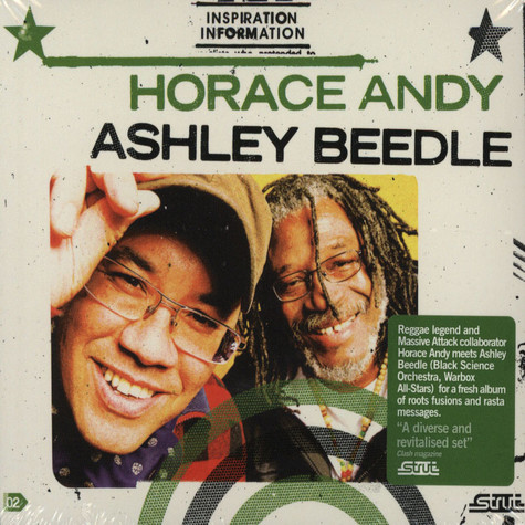 Horace Andy & Ashley Beedle - Inspiration information volume 2