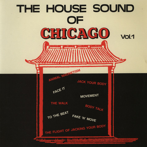 V.A. - House sound of Chicago