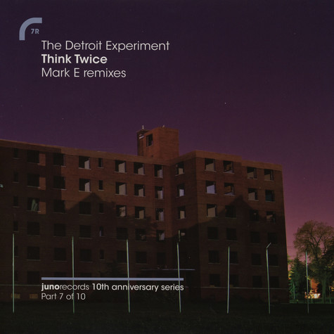 Detroit Experiment, The - Think twice Mark E remixes