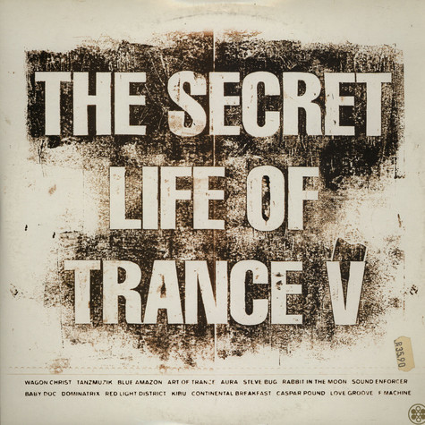 V.A. - The secret life of trance