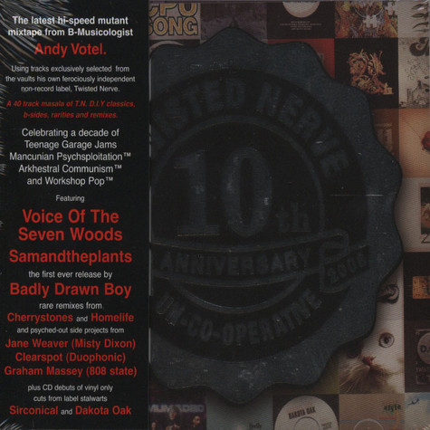 Andy Votel - Twisted Nerve 10 anniversary mix