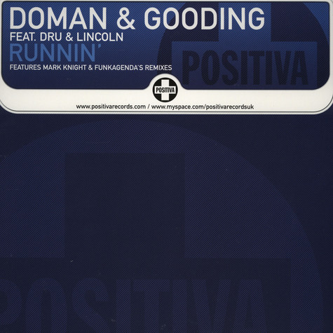 Doman & Gooding - Runnin feat. Dru & Lincoln Mark Knight & Funkagenda remix