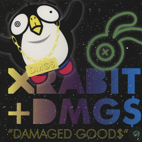 Xrabit & Dmgs - Damaged goodz