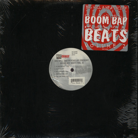 Big Will and Heathcliff - Bomm bap beats vol.2