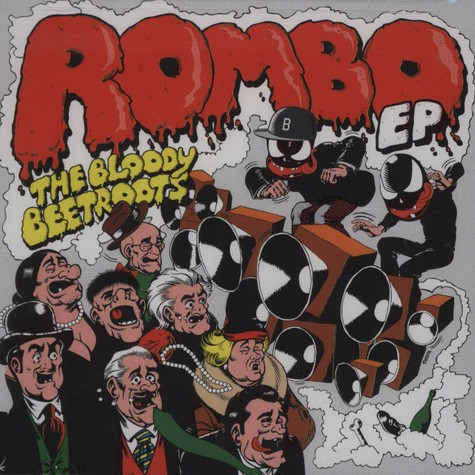 Bloody Beetroots - Rombo EP