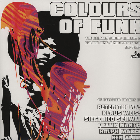 V.A. - Colours of funk