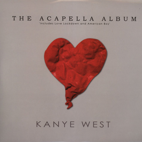Kanye West - The acapella album