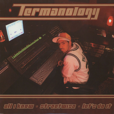 Termanology - All i know