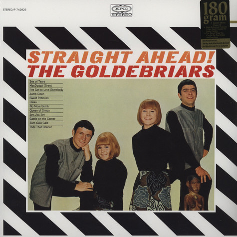 Goldebriars, The - Straight ahead