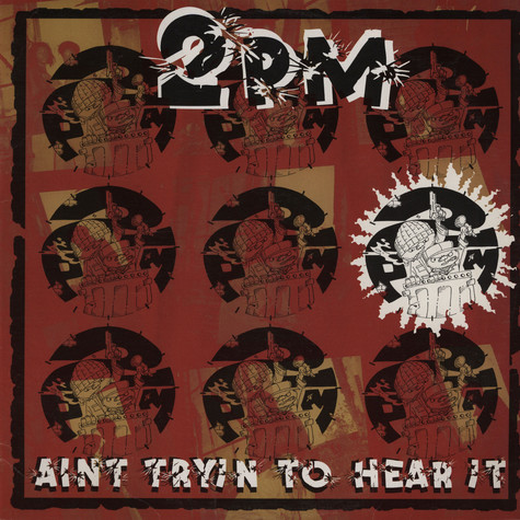 2PM - Ain't tryin to hear it