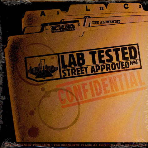 Alchemist - Lab Tested, Street Approved