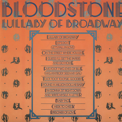 Bloodstone - Lullaby of broadway