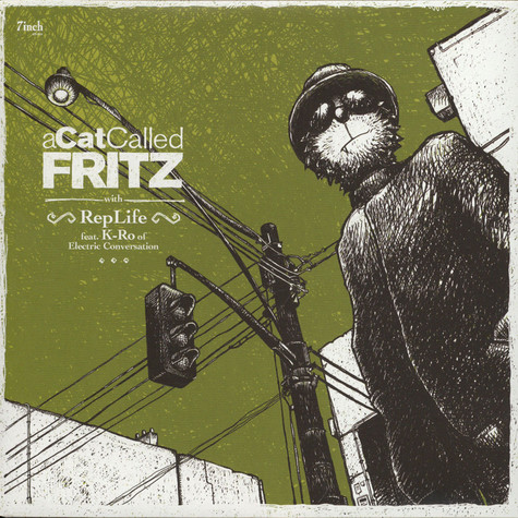 A Cat Called Fritz - On & On feat. Replife & K-Ro of Electric Conversation