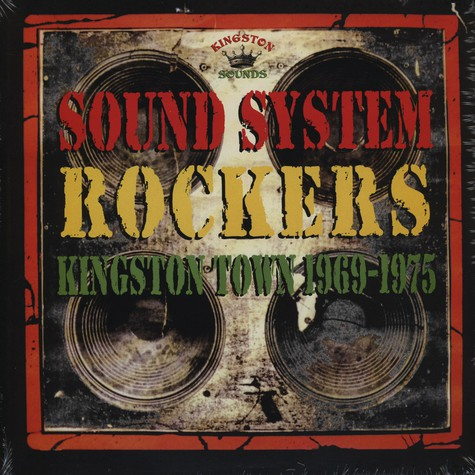 V.A. - Soundsystem Rockers - Kingston Town 1969-1975