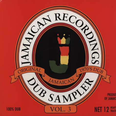 V.A. - Jamaican recordings dub sample Volume 3