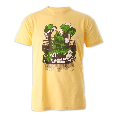 Ubiquity - Welcome to the jungle T-Shirt