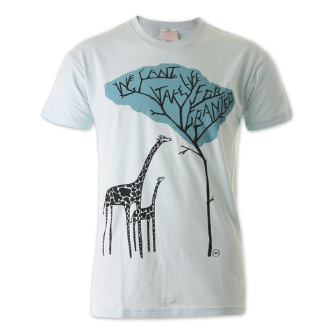Ubiquity - We cant take life for granted T-Shirt