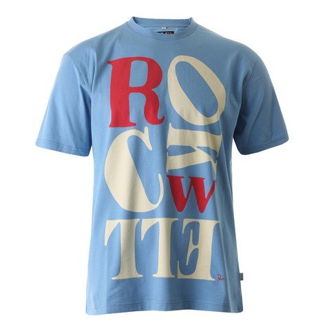 Rockwell - Stacked T-Shirt
