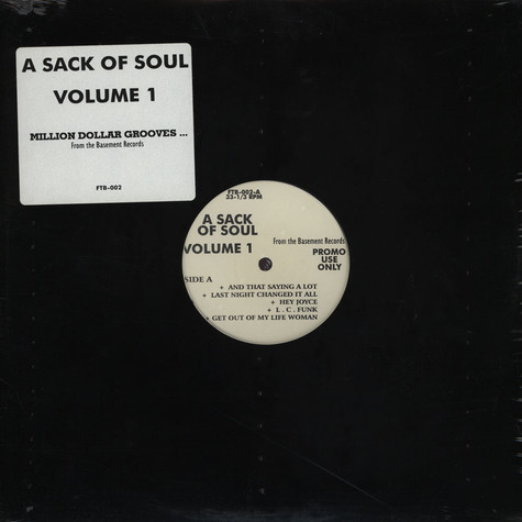 V.A. - Sack of soul volume 1