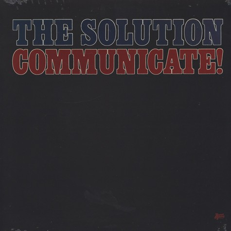 Solution, The - Communicate