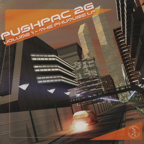 Pushpac 26 - The Phuture Vol.1