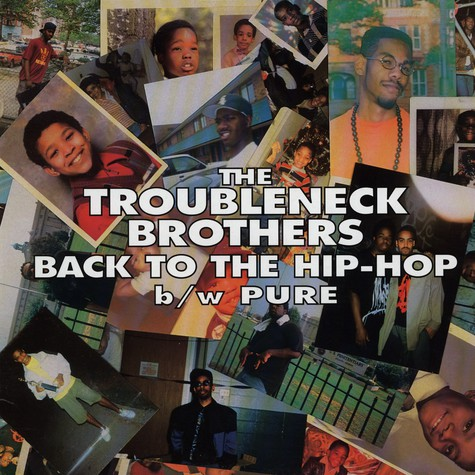 Troubleneck Brothers - Back to the hip-hop