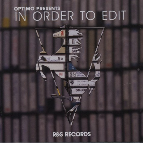 Optimo - R&S - In Order To Edit