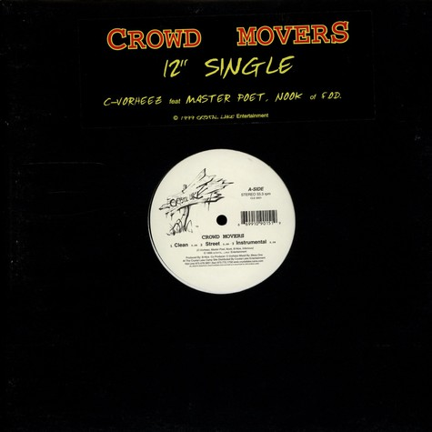 C-Vorheez - Crowd Movers