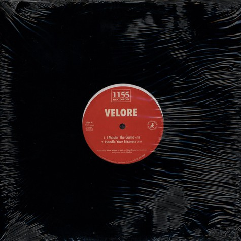 Velore - I Master The Game
