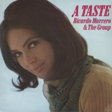 Ricardo Marrero & The Group - A Taste