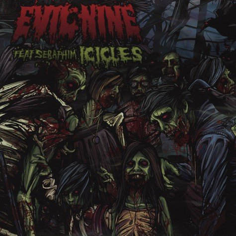 Evil Nine - Icicles feat. Seraphim