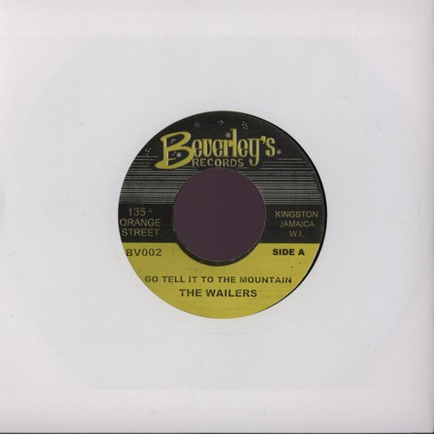 Wailers, The - Go Tell It To The Mountain
