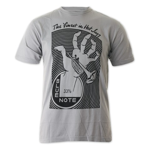 Blue Note - Hand Of Jazz T-Shirt