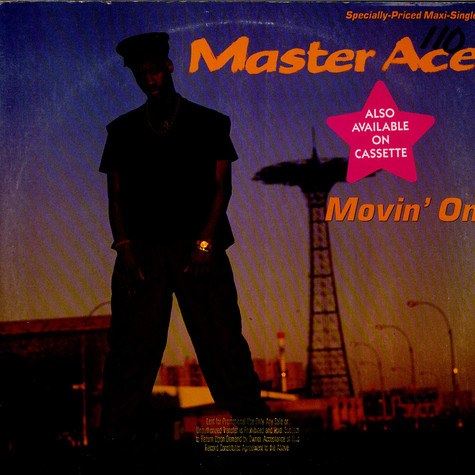 Masta Ace - Movin' On
