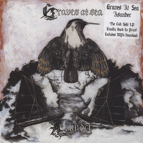 Graves At Sea / Asunder - Split LP