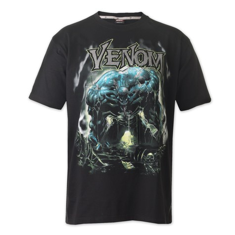 New Era x Marvel - Envenomated Venom T-Shirt