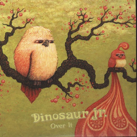 Dinosaur Jr. - Over It